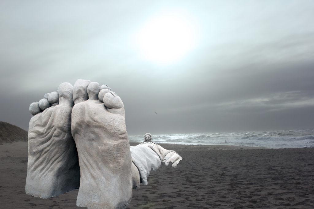 Strandlandung v. Corry Prass