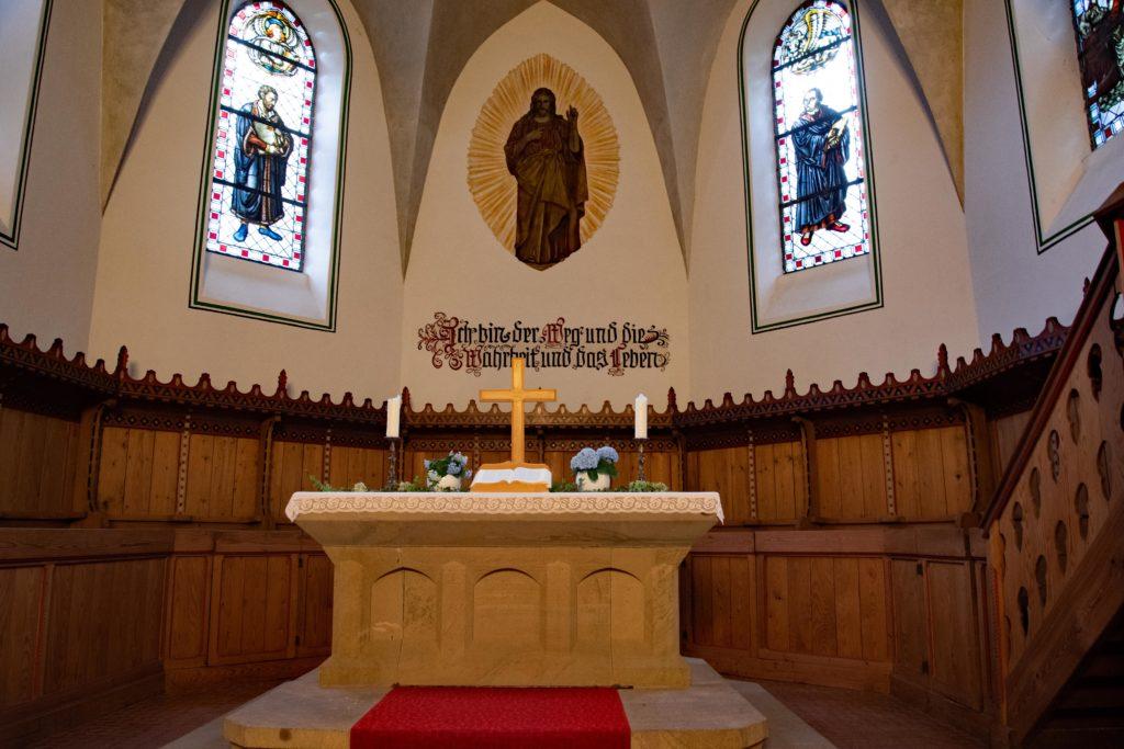 Duchroth Altar / Winfried Steffens