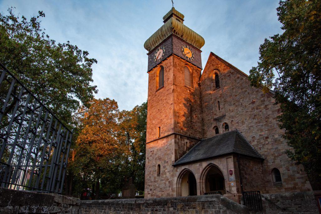 Duchroth Kirche 2 / Winfried Steffens