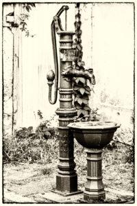 Kein Trinkwasser / Peter Orben